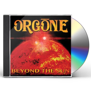 Orgone BEYOND THE SUN CD