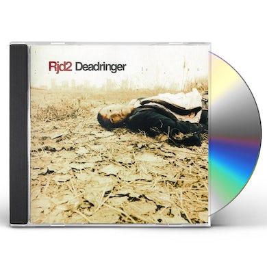 Rjd2 DEAD RINGER CD