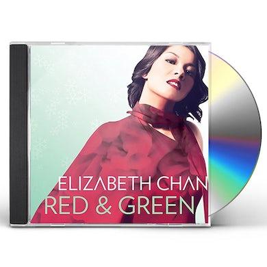 Elizabeth Chan RED & GREEN CD