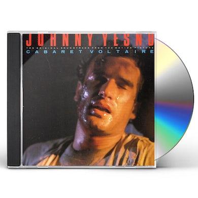 Cabaret Voltaire JOHNNY YESNO - Original Soundtrack CD
