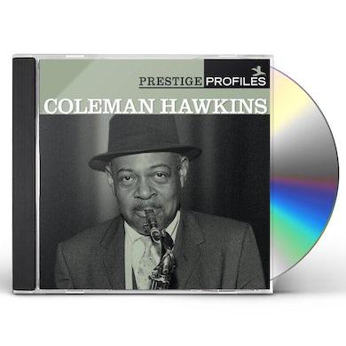 Coleman Hawkins PRESTIGE PROFILES 4 CD