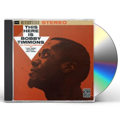THIS HERE IS BOBBY TIMMONS CD
