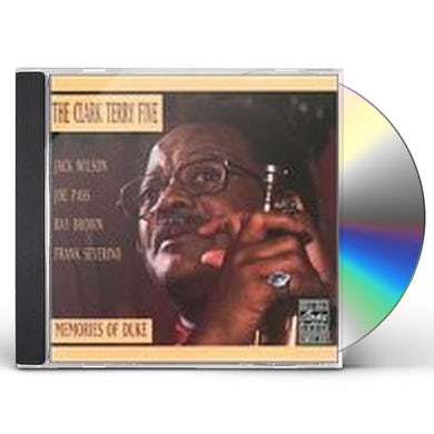 Clark Terry MEMORIES OF DUKE CD