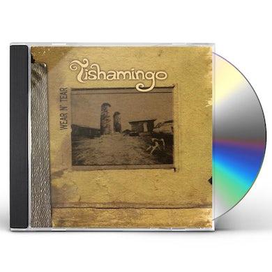 Tishamingo WEAR N TEAR CD