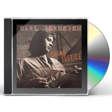 Carl Verheyen SLANG JUSTICE CD