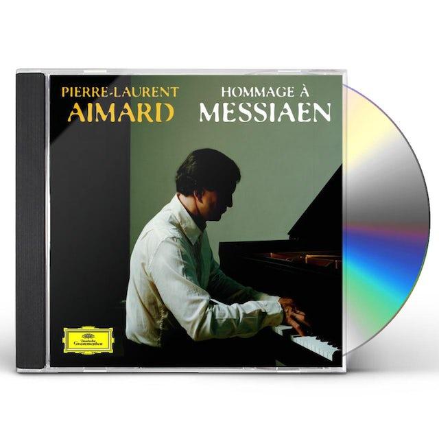 Pierre-Laurent Aimard HOMMAGE A MESSIAEN CD