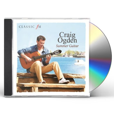 Craig Ogden SUMMER GUITAR CD
