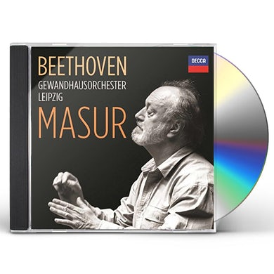 Kurt Masur BEETHOVEN CD