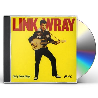 Link Wray EARLY RECORDINGS CD