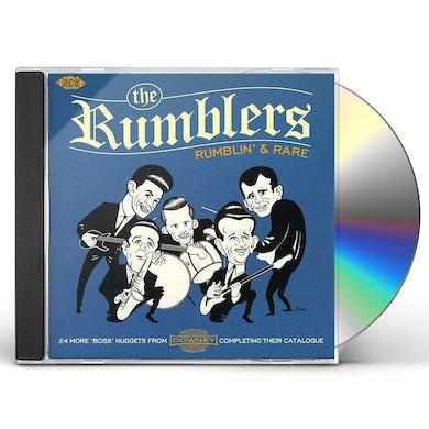 RUMBLIN & RARE CD
