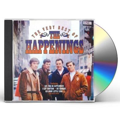 VERY BEST OF THE HAPPENINGS CD