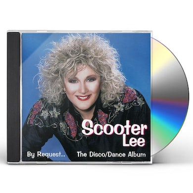 Scooter Lee BY REQUEST THE DISCO / DANCE ALBUM CD