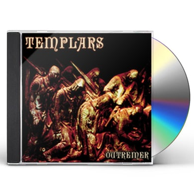 Templars OUTREMER CD