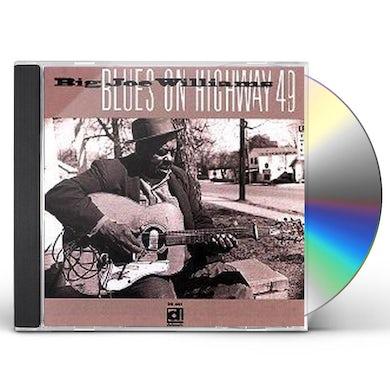 Big Joe Williams BLUES ON HIGHWAY 49 CD