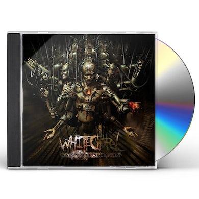 Whitechapel NEW ERA OF CORRUPTION CD