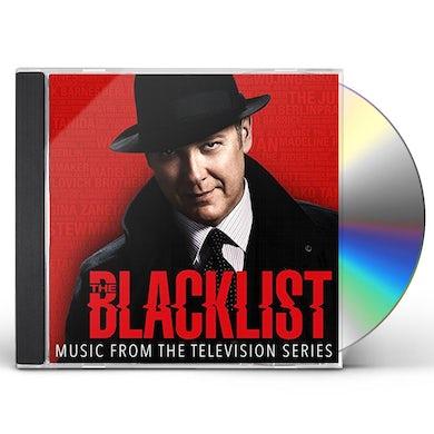 BLACKLIST - Original Soundtrack CD