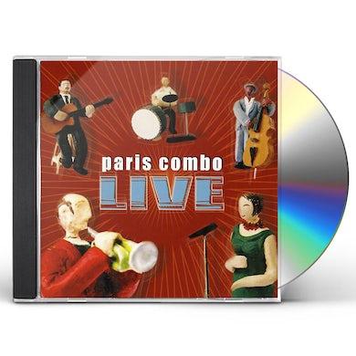 Paris Combo LIVE CD