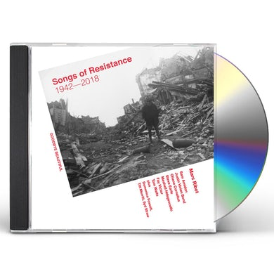 Marc Ribot SONGS OF RESISTANCE 1942-2018 CD