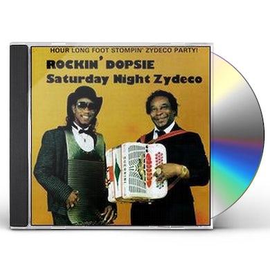Rockin Dopsie SATURDAY NIGHT ZYDECO CD