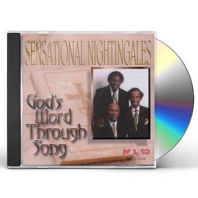 Sensational Nightingales GOD'S WORD THROUGH SONG CD