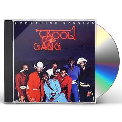 Kool & The Gang Something Special: Expanded Edition CD