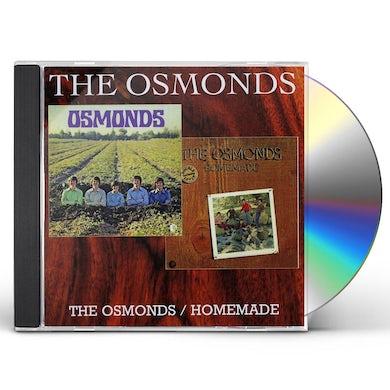 Osmonds / Homemade: CD