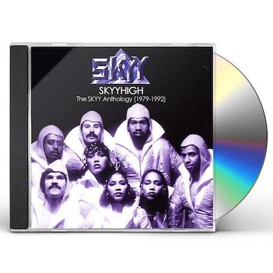 Skyyhigh: The Skyy Anthology (1979 1992) CD