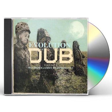 EVOLUTION OF DUB VOL.6 PRINCE JAMMY AN ASTRONAUT CD