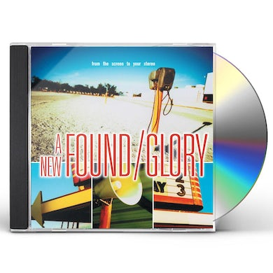 New Found Glory From The Screen To Your Stereo (EP) CD
