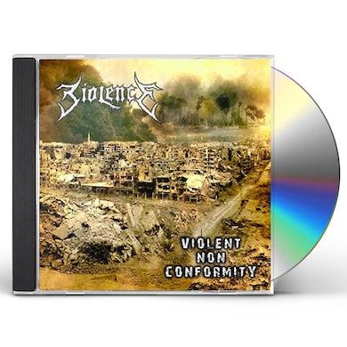 Biolence VIOLENT NON CONFORMITY CD