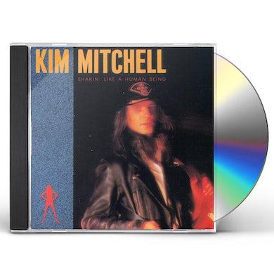 Kim Mitchell SHAKIN LIKE A HUMAN CD