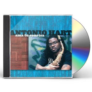 Antonio Hart AMA TU SONRISA CD