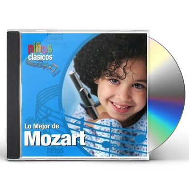 MEJOR DE Wolfgang Amadeus Mozart CD