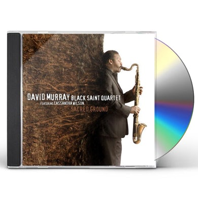 David Murray SACRED GROUND CD