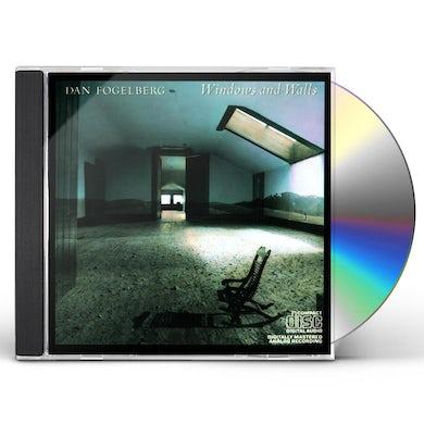 Dan Fogelberg  WINDOWS & WALLS CD