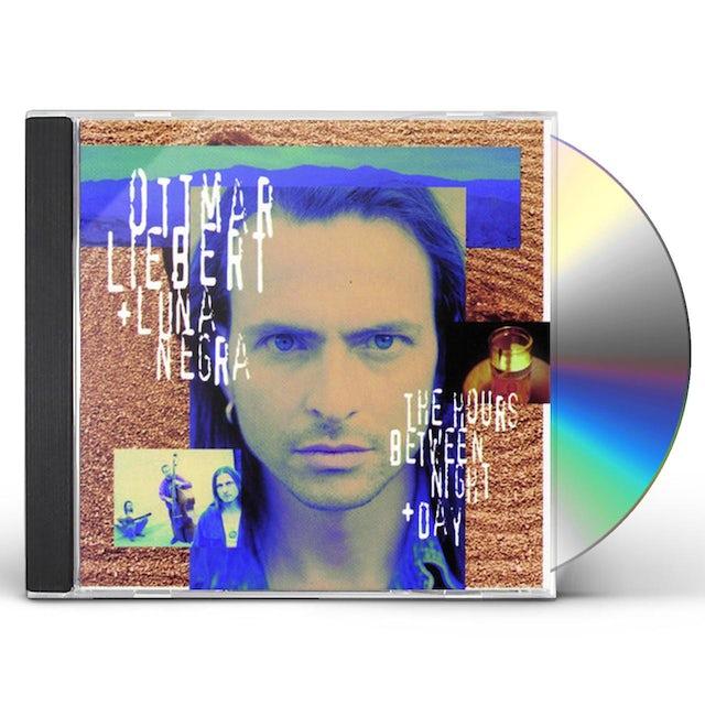 Ottmar Liebert HOURS BETWEEN DAY + NIGHT CD