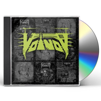 Voivod BUILD YOUR WEAPONS: THE VERY BEST OF THE NOISE CD