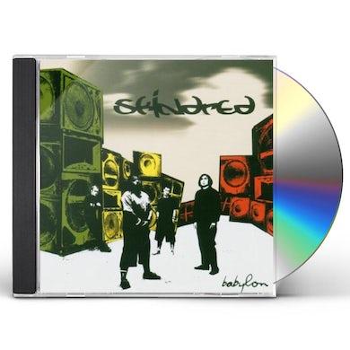 Skindred BABYLON CD
