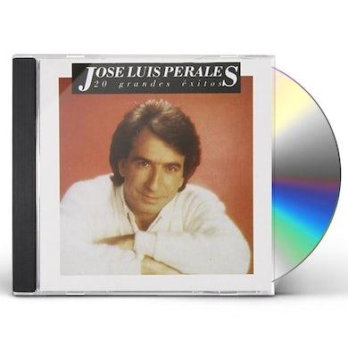 Jose Luis Perales 20 GRANDES EXITOS CD