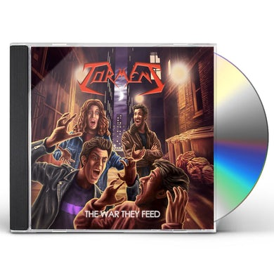 The War They Feed CD