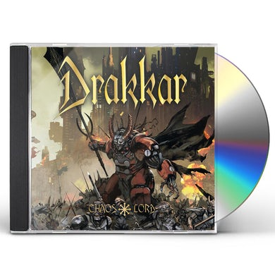 Drakkar Chaos Lord CD