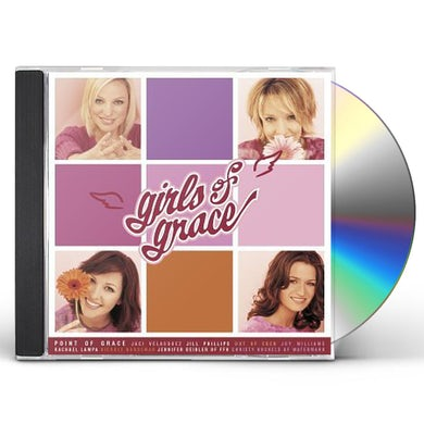 Point Of Grace GIRLS OF GRACE CD