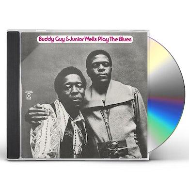 Buddy Guy & Junior Wells PLAY THE BLUES CD