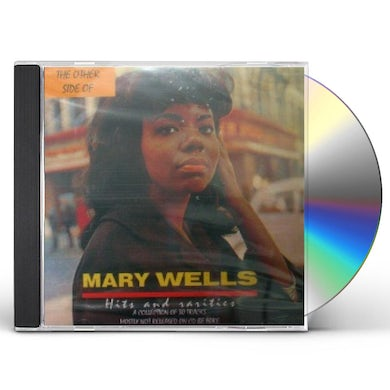 Mary Wells OTHER SIDE OF CD