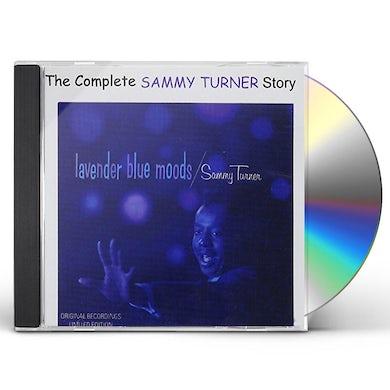 Sammy Turner COMPLETE STORY CD