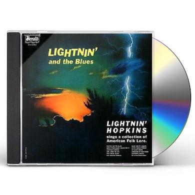 Lightnin Hopkins LIGHTNIN' AND THE BLUES CD