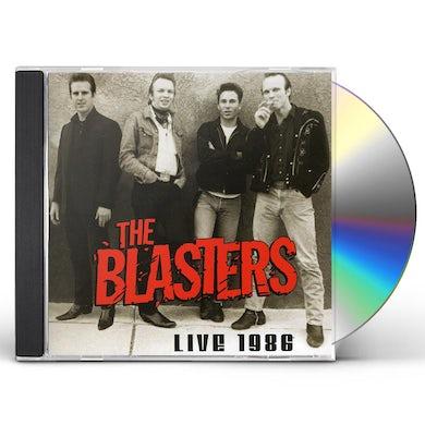 LIVE 1986 CD