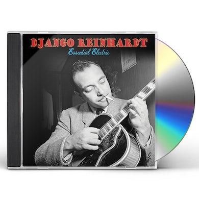 Django Reinhardt ESSENTIAL ELECTRIC CD