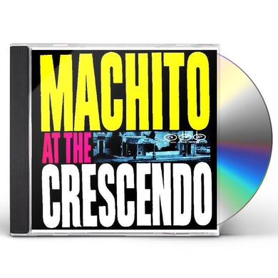 Machito AT THE CRESCENDO CD