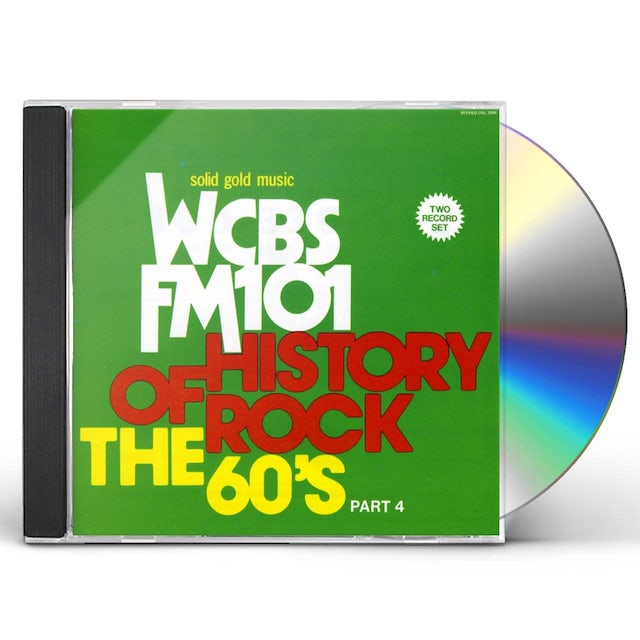 History Of Rock 60'S 4 / Various CD